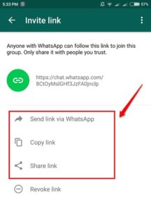 How To Add WhatsApp Link To Instagram Bio 8
